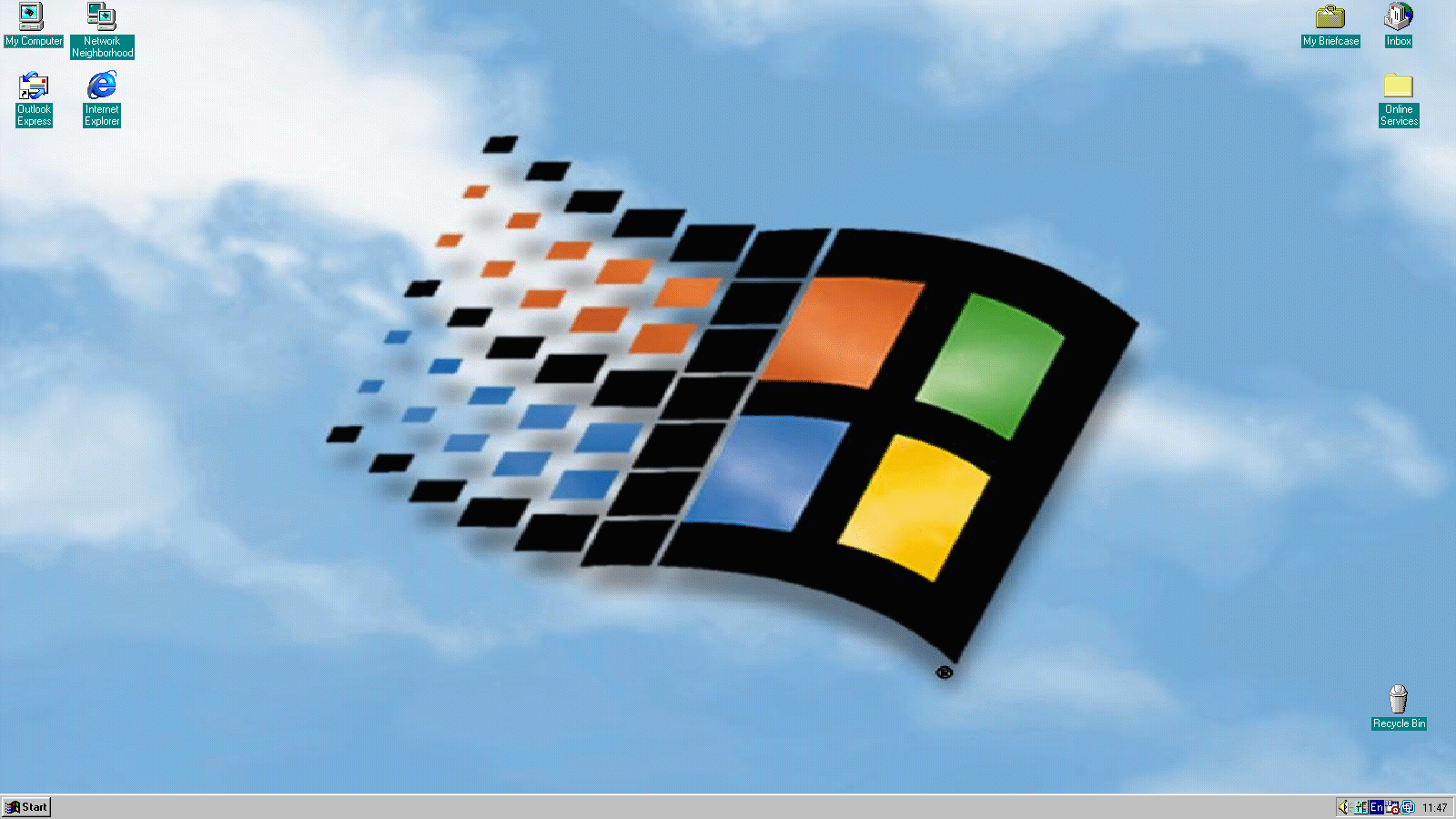 كيف تقوم بتشغيل ويندوز 95 على المتصفح