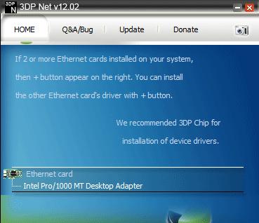 Photo of برنامج 3dp net لحل مشاكل تعريف الشبكة