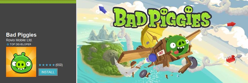 Photo of لعبة Bad Piggies متاحة للتحميل مجاناً