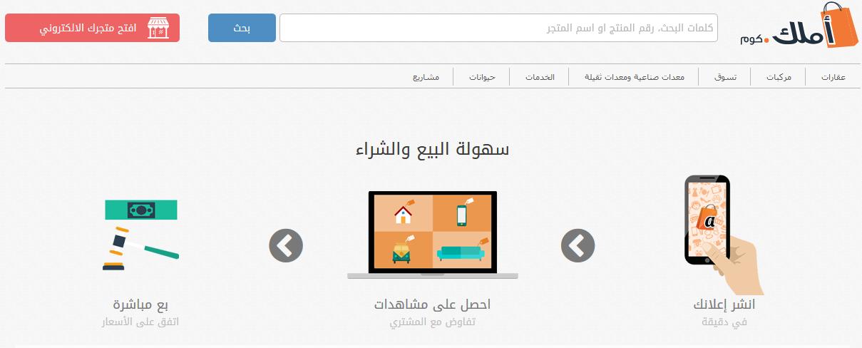 Photo of متجر أملك Amlik افتح متجرك الالكتروني