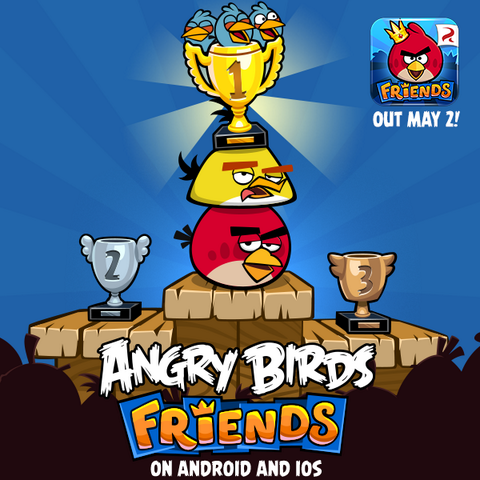 Photo of العب مع اصدقاءك الطيور الغاضبة Angry Birds Friends