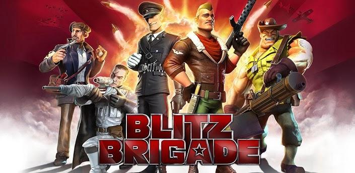 لعبة Blitz Brigade Online مجانية للاندرويد والايفون