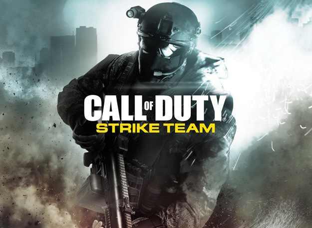 تحميل لعبة Call Of Duty Strike Team على الايفون