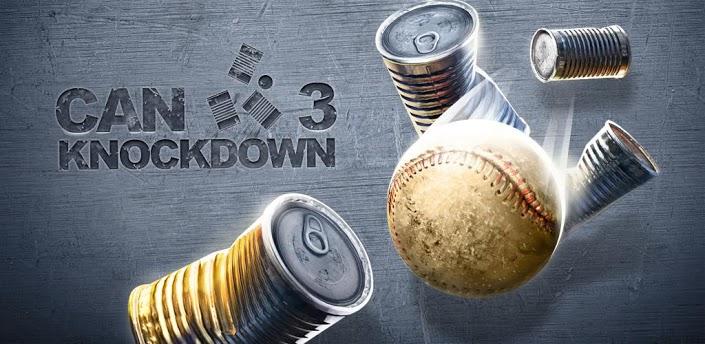 لعبة Can Knockdown 3 على الاندرويد والايفون