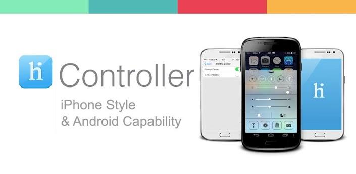 تطبيق مركز التحكم Control Center للاندرويد