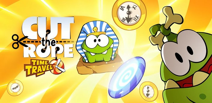Photo of تحميل لعبة Cut the Rope Time Travel للاندرويد