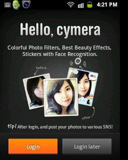 Photo of تطبيق cymera لعمل مؤثرات على الصور