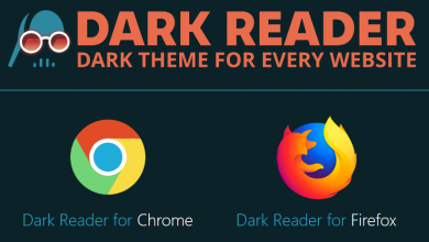Photo of اضافة Dark Reader الوضع الليلي للفايرفوكس وكروم