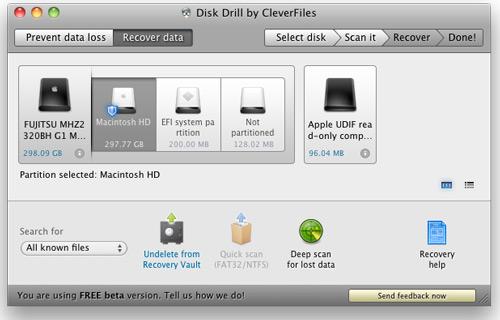 Photo of برنامج Disk Drill استرجاع الملفات المحذوفة