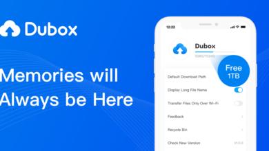 Photo of تحميل تطبيق DuBox للاندرويد والايفون يعطيك مساحة 1TB مجانية لتخزين الصور والملفات