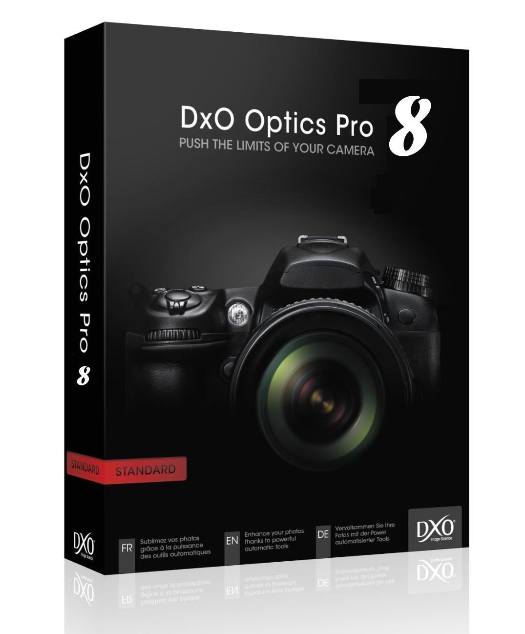 Photo of تحميل نسخة مجانية من محرر الصور DxO Optics Pro 8