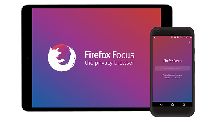 Photo of تطبيق Firefox Focus تصفح بدون اعلانات للايفون والاندرويد