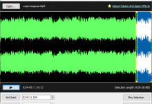 Photo of برنامج قص مقاطع الصوت MP3 Cutter