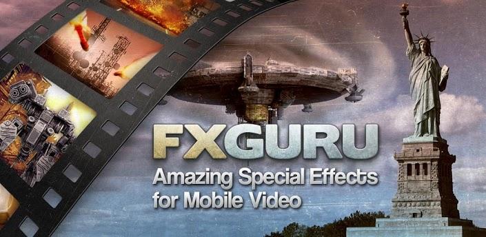 Photo of FxGuru تطبيق اضافة مؤثرات الخيال على الفيديو