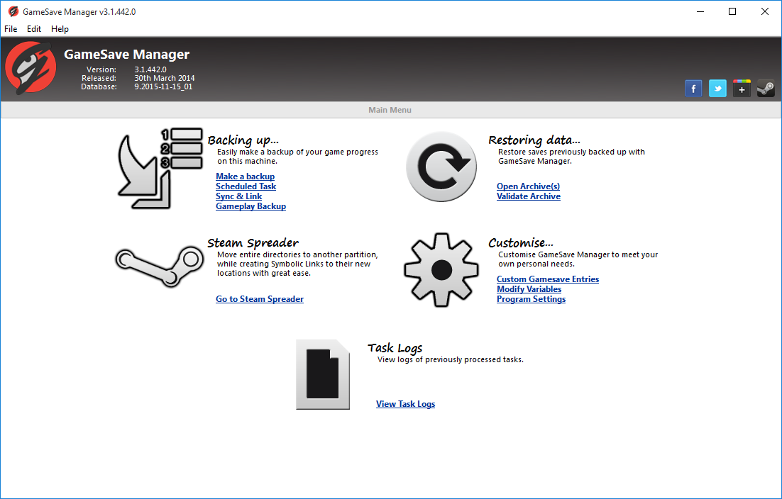 Photo of برنامج GameSave Manager لاخذ نسخة احتياطية من العابك