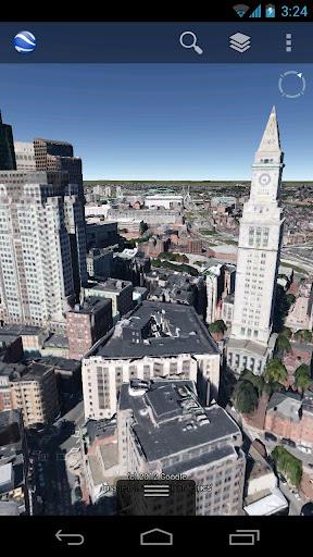 Photo of خرائط قوقل ثلاثية الأبعاد Google Earth 3D