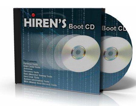 Photo of Hiren's Boot CD اسطوانة الصيانة