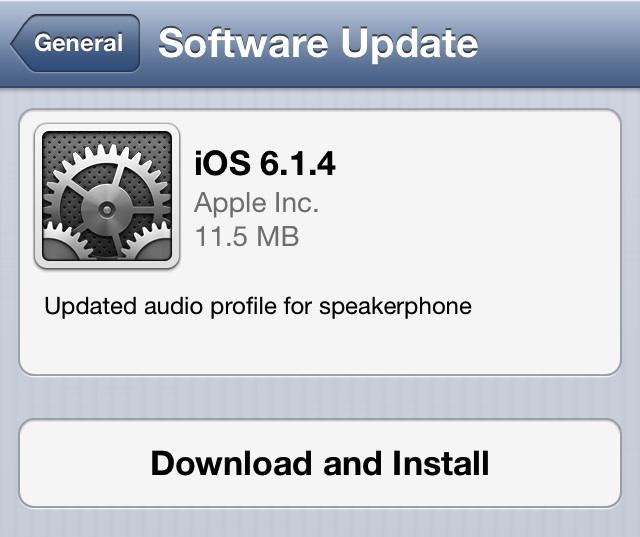 Photo of تحميل نسخة iOS 6.1.4 للايفون 5 فقط بروابط مباشرة