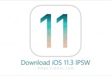 Photo of تحميل iOS 11.3 IPSW للايفون والايباد