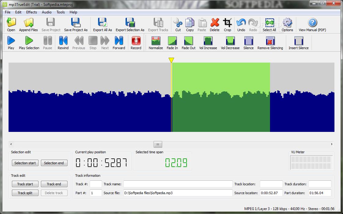 Photo of mp3TrueEdit لتعديل وتحرير ملفات MP3
