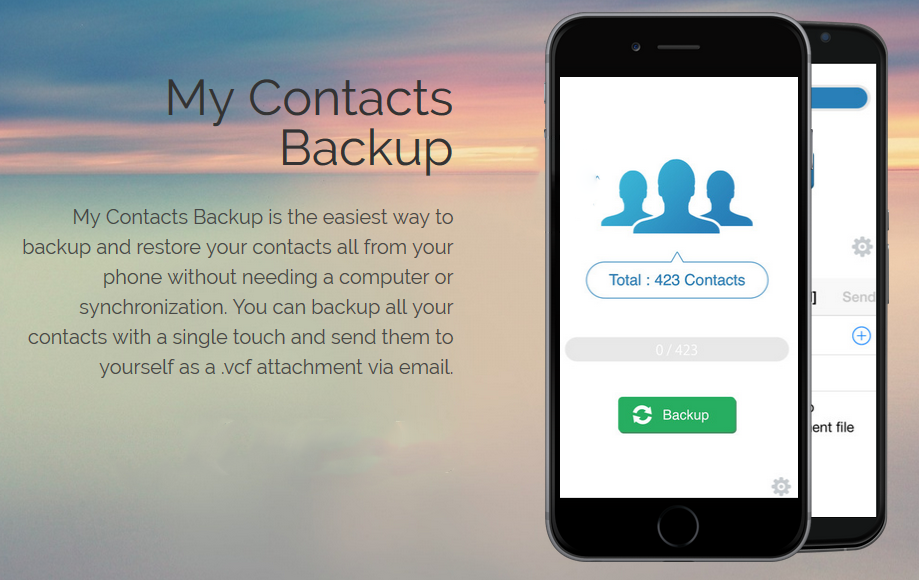 Photo of تطبيق My Contacts Backup نقل الاسماء من الايفون للاندرويد