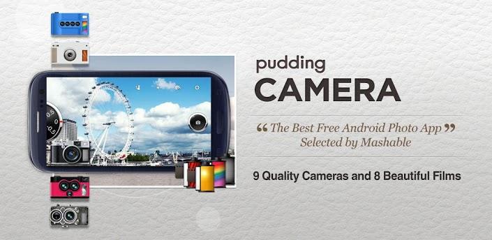 Photo of تطبيق Pudding Camera لالتقاط افضل الصور