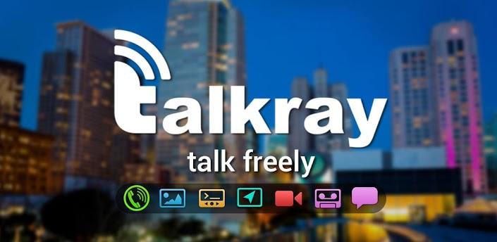 Photo of تحميل تطبيق Talkray للمكالمات المجانية